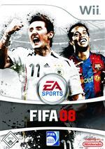 Alle Infos zu FIFA 08 (Wii)