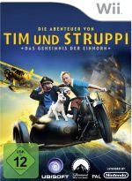 Alle Infos zu Die Abenteuer von Tim und Struppi: Das Geheimnis der Einhorn (Wii)