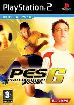 Alle Infos zu Pro Evolution Soccer 6 (PlayStation2)