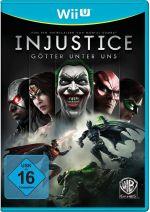 Alle Infos zu Injustice: Götter unter uns (Wii_U)