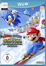 Alle Infos zu Mario & Sonic bei den Olympischen Winterspielen: Sotschi 2014 (Wii_U)