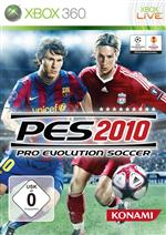 Alle Infos zu Pro Evolution Soccer 2010 (360)