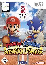 Alle Infos zu Mario & Sonic bei den Olympischen Spielen (Wii)
