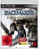 Alle Infos zu Warhammer 40.000: Space Marine (PlayStation3)