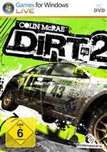 Alle Infos zu Colin McRae: DiRT 2 (PC)