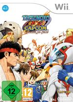 Alle Infos zu Tatsunoko vs. Capcom: Ultimate All-Stars (Wii,Wii)