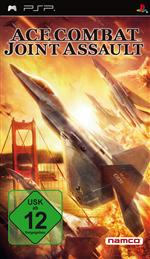 Alle Infos zu Ace Combat: Joint Assault (PSP)