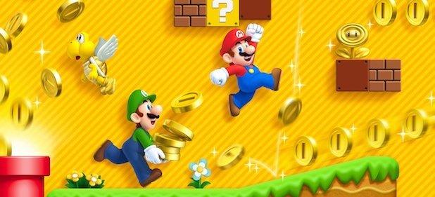New Super Mario Bros. 2 (Geschicklichkeit) von Nintendo