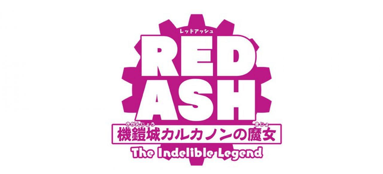 Red Ash: The Indelible Legend (Adventure) von
