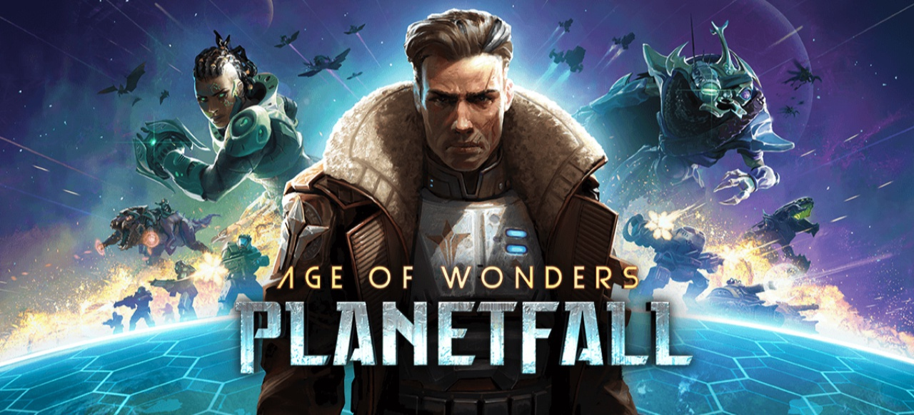 Age of Wonders: Planetfall (Strategie) von Paradox