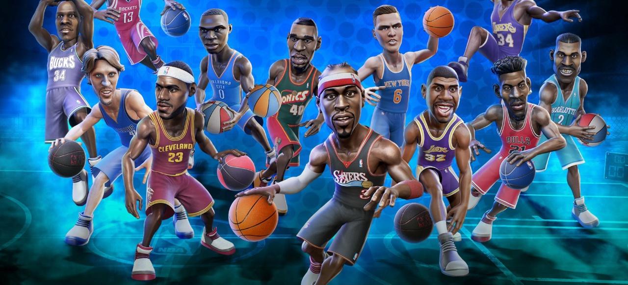 NBA Playgrounds (Sport) von