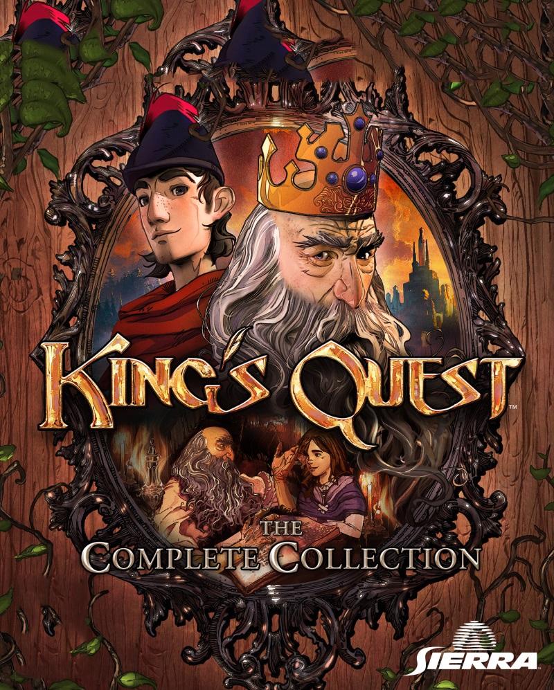 King's Quest: Der seinen Ritter stand