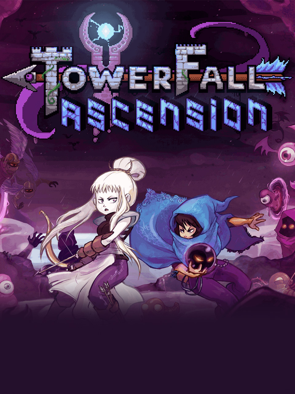 Alle Infos zu TowerFall Ascension (PlayStation4)