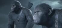 Planet of the Apes: Last Frontier: Erscheint noch in diesem Monat für PS4 und wird PlayLink unterstützen
