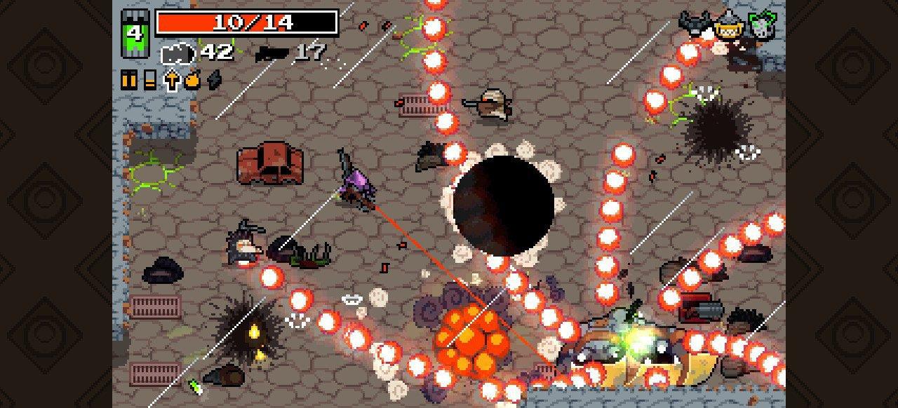 Nuclear Throne (Action) von Vlambeer