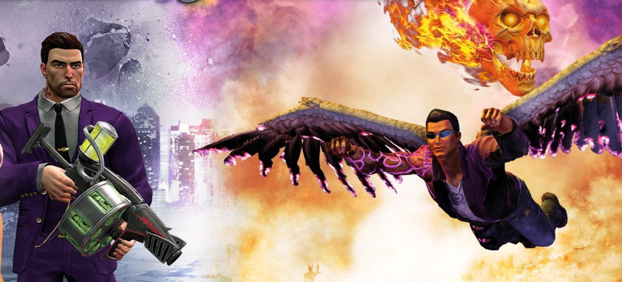 Saints Row: Gat Out of Hell (Action) von Deep Silver