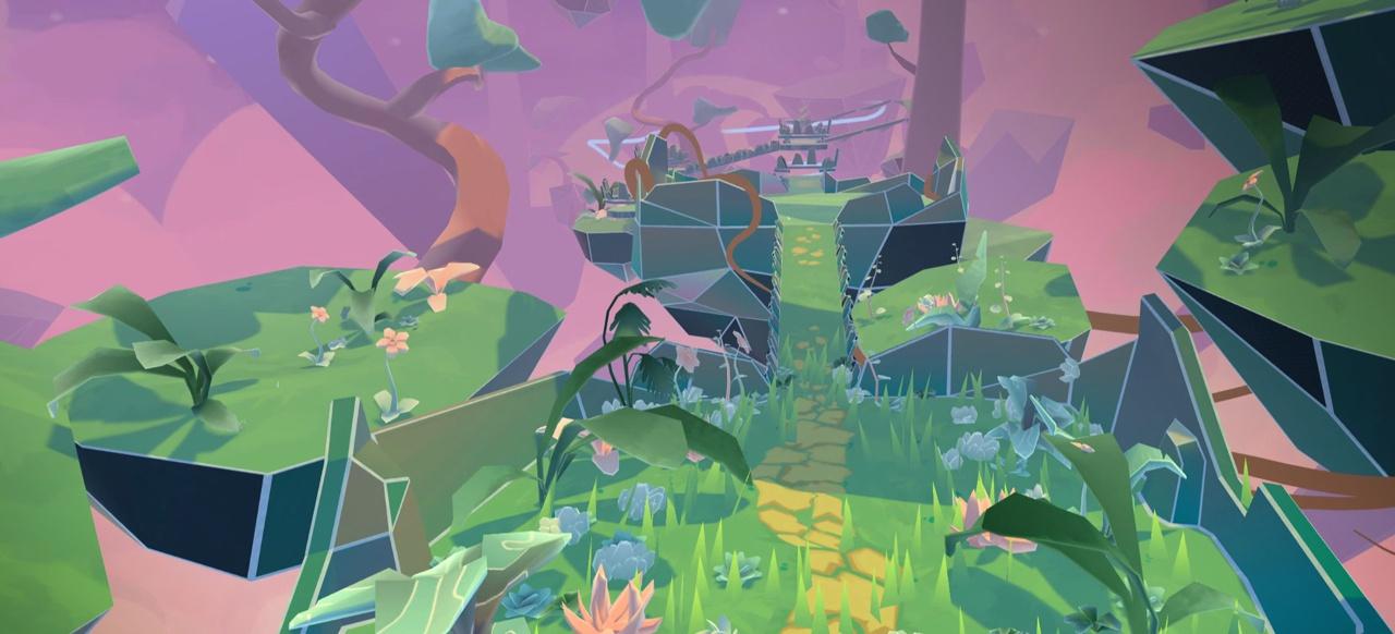 Arca's Path VR (Geschicklichkeit) von Rebellion