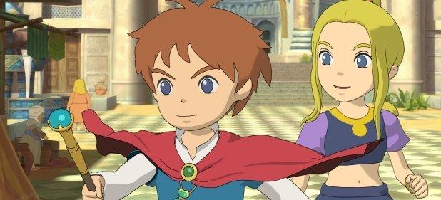 Ni No Kuni: Der Fluch der Weissen K�nigin (Rollenspiel) von Namco Bandai