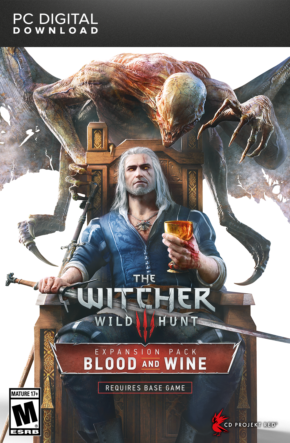 Alle Infos zu The Witcher 3: Wild Hunt - Blood and Wine (PlayStation4)