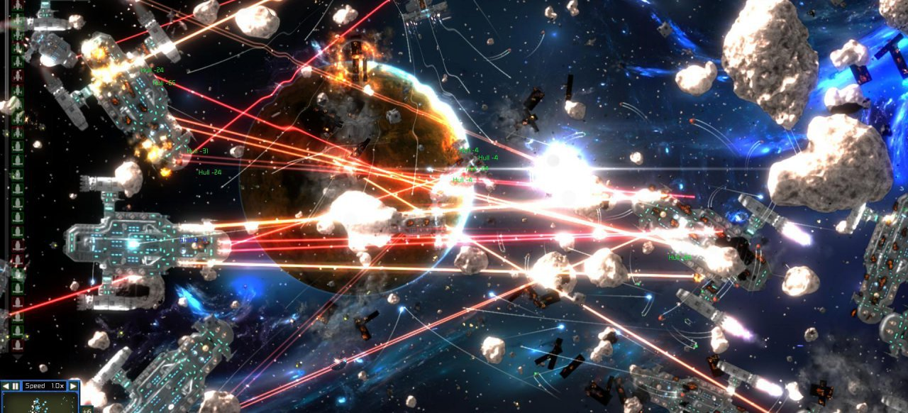 Gratuitous Space Battles 2 (Strategie) von