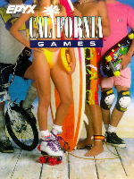 Alle Infos zu California Games (Oldie) (PC)
