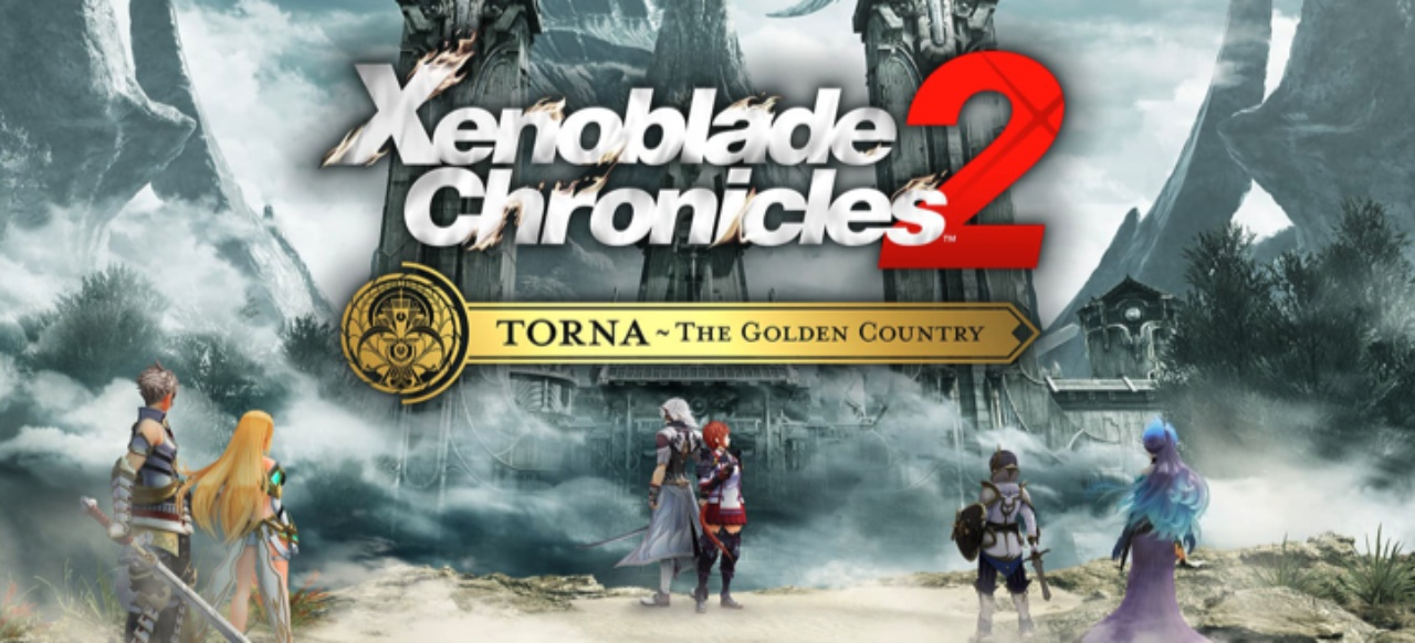 Xenoblade Chronicles 2: Torna - The Golden Country (Rollenspiel) von Nintendo