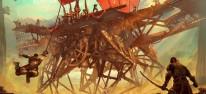 """Last Oasis: Postapokalyptisches Survival-MMO mit """"Woodpunk-Walkern"""" im Anmarsch für PC (Early Access)"""