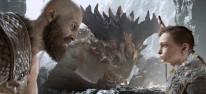 "God of War: ""Neues Spiel+"": Update erscheint am 20. August"