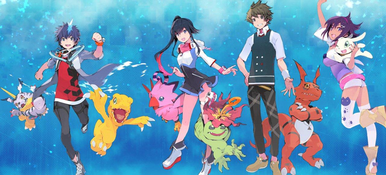 Digimon World: Next Order (Rollenspiel) von Namco Bandai Games