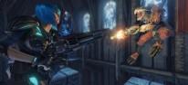 Quake Champions: Dezember-Update ist da: Champion-Fortschritt wird überarbeitet; Battle Pass statt Lootboxen
