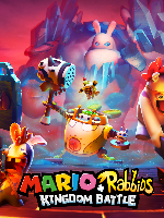 Alle Infos zu Mario + Rabbids Kingdom Battle (Switch)