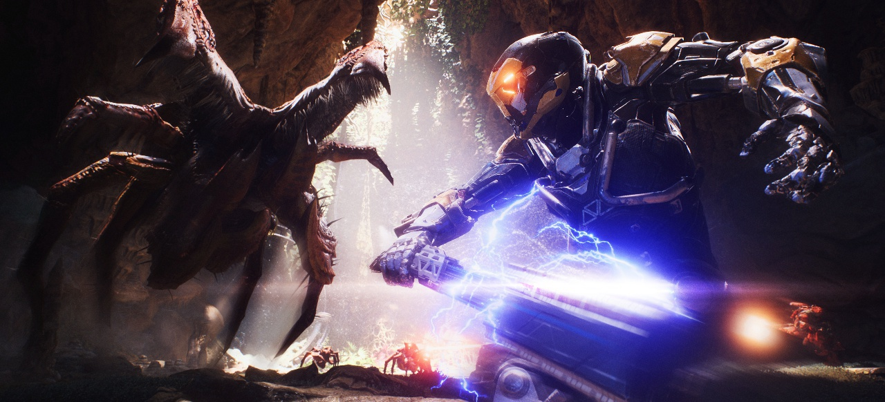News, Videos und Spieletests für PC, PS4, Xbox One und Switch auf ...