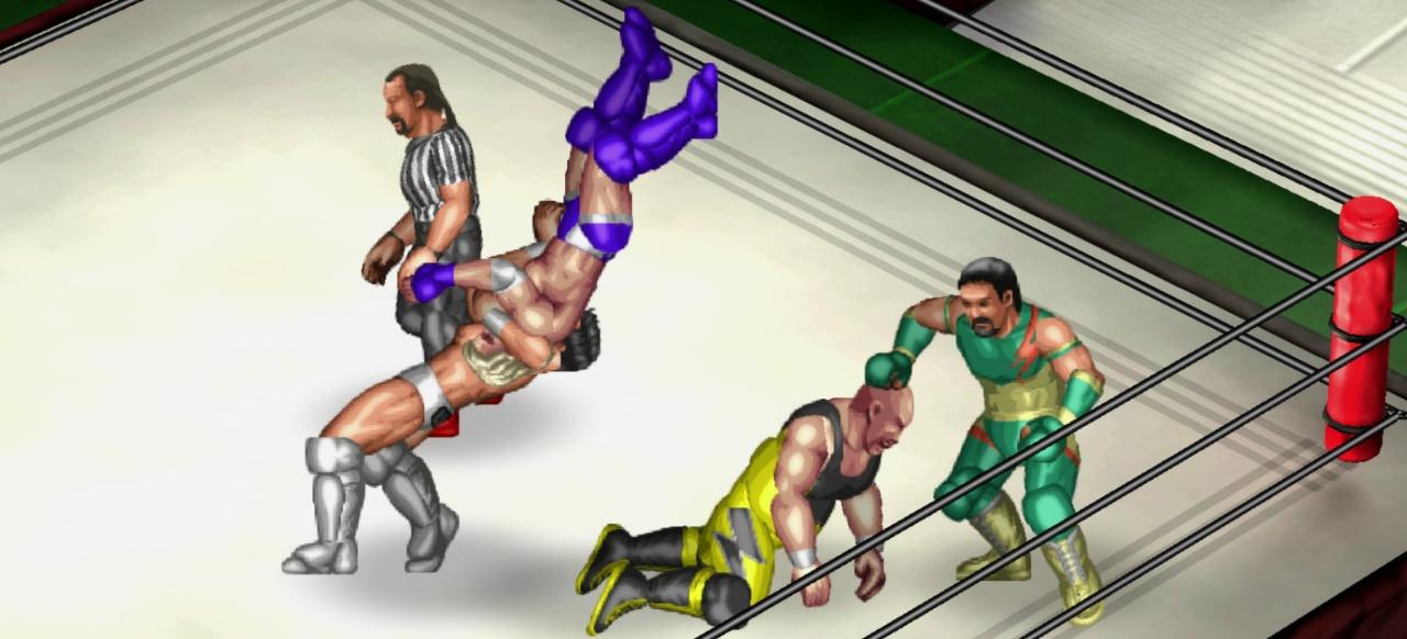 Fire Pro Wrestling World () von Spike Chunsoft