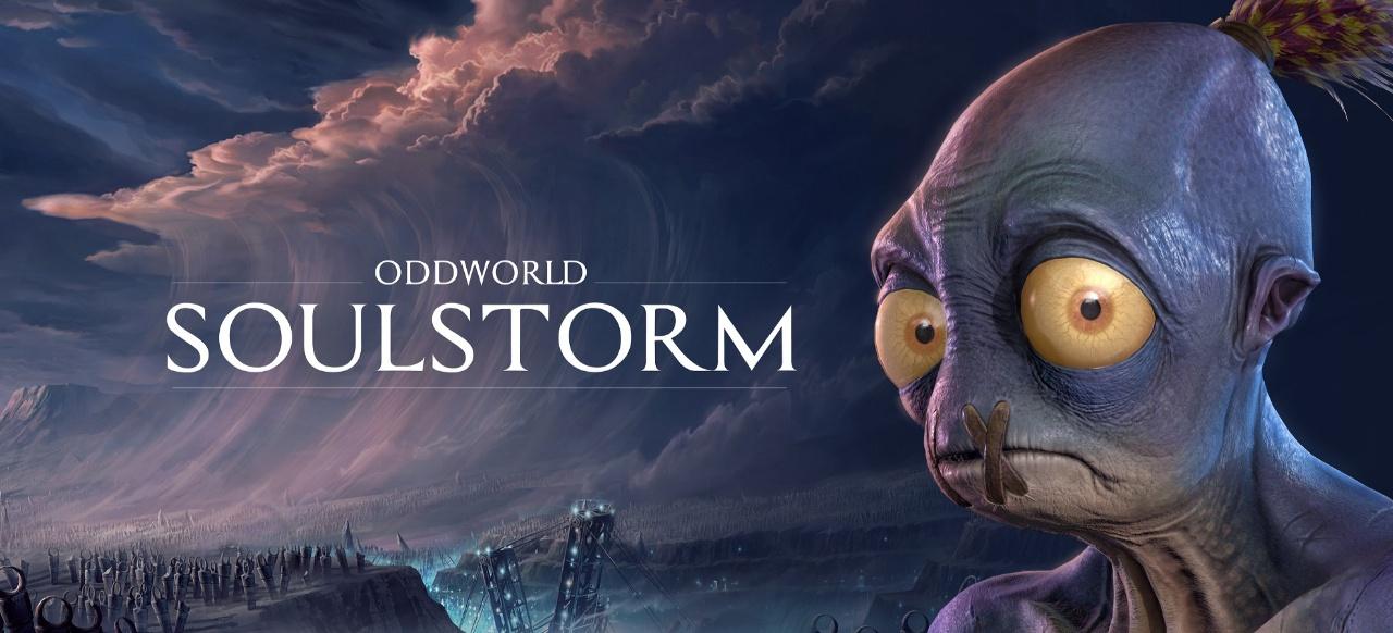 Oddworld: Soulstorm (Action) von Oddworld Inhabitants