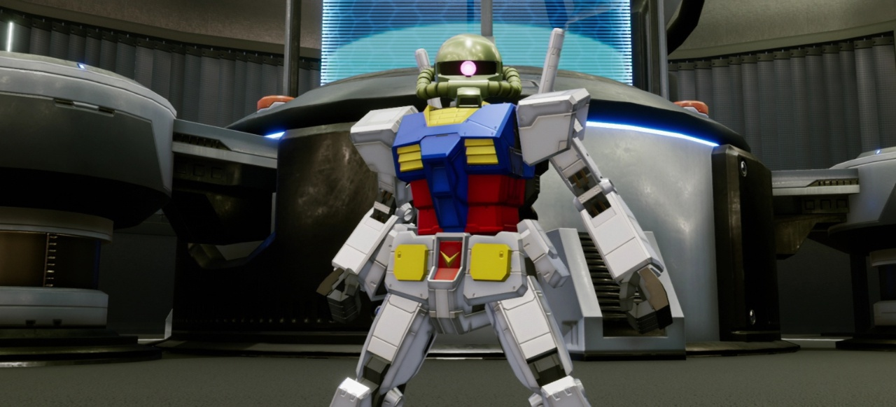 New Gundam Breaker (Action) von Bandai Namco