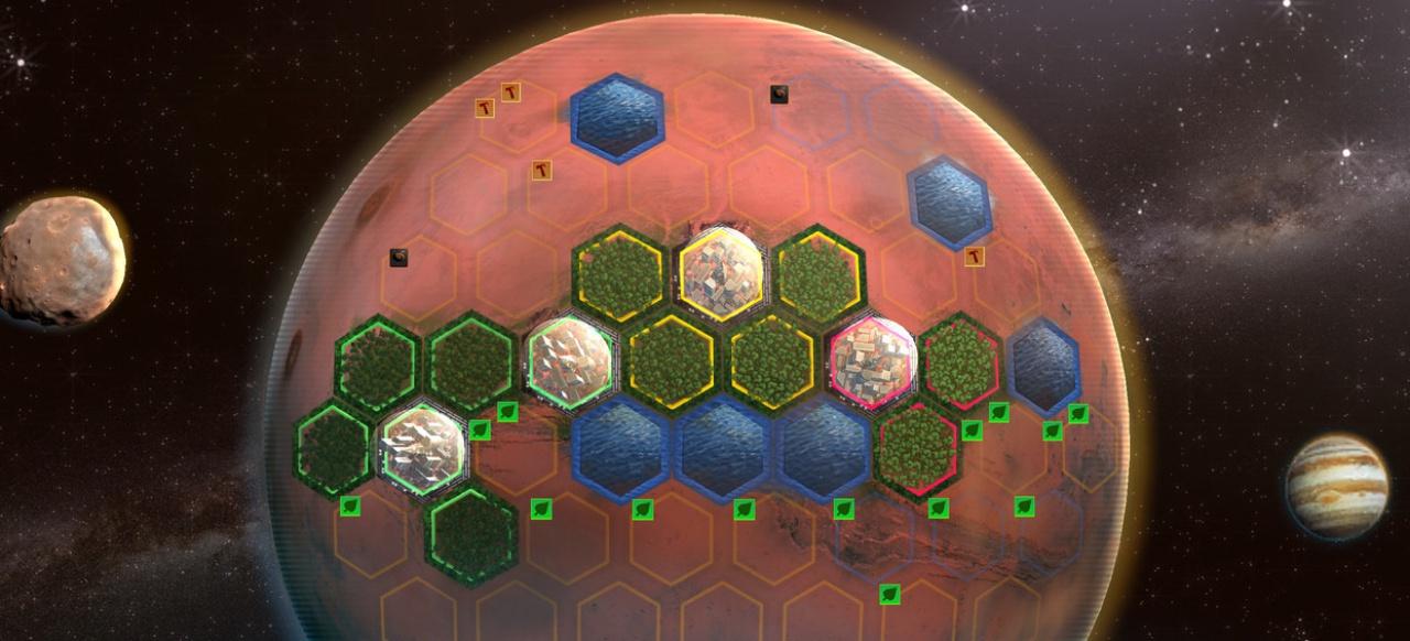 Terraforming Mars (Strategie) von Asmodee Digital