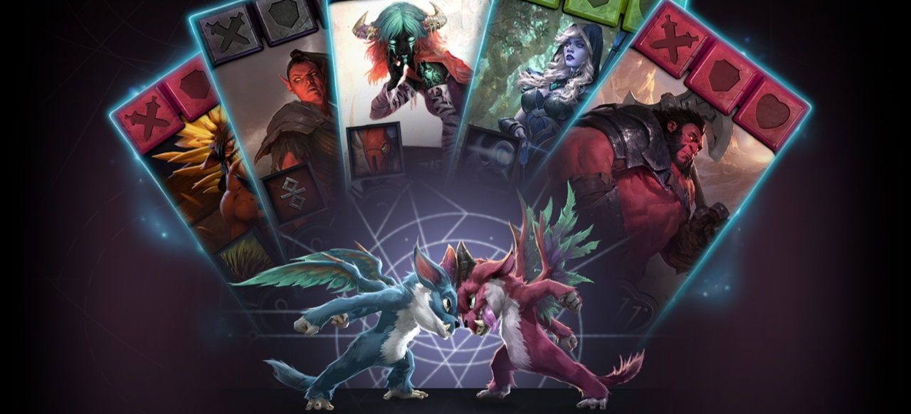Artifact: The Dota Card Game (Strategie) von Valve Software