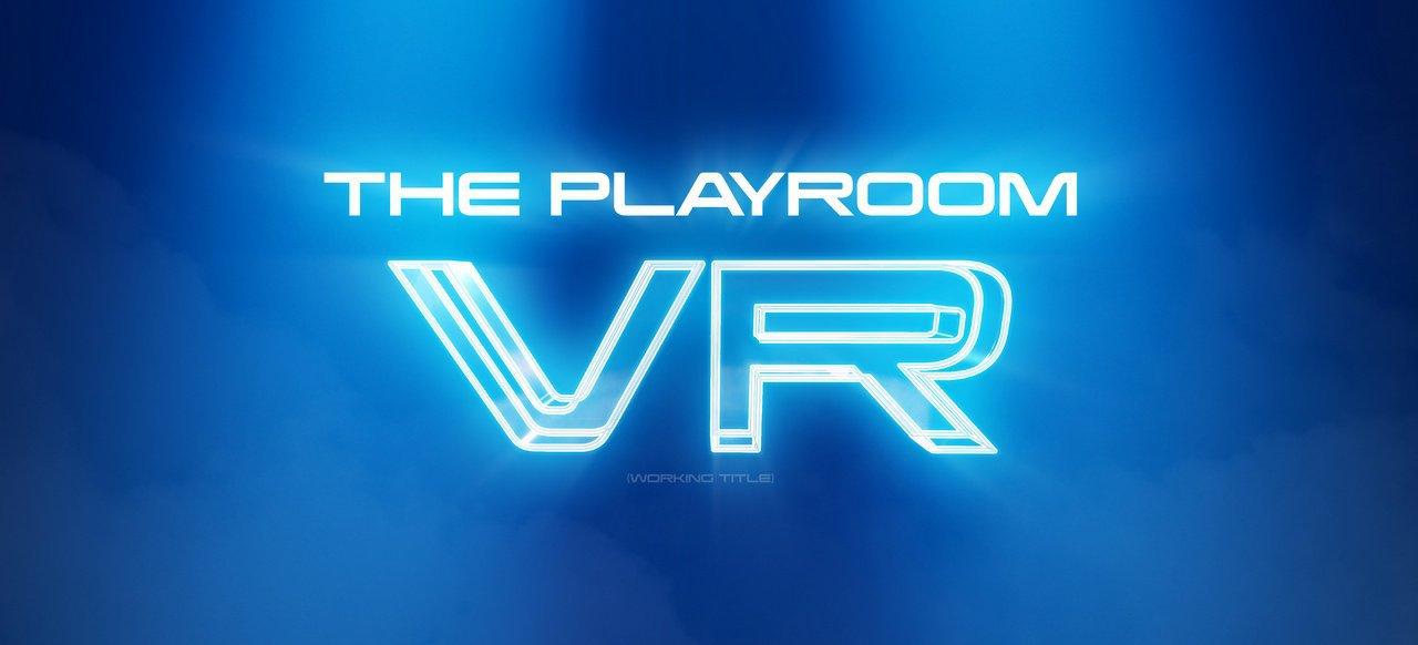 The PlayRoom VR (Geschicklichkeit) von Sony