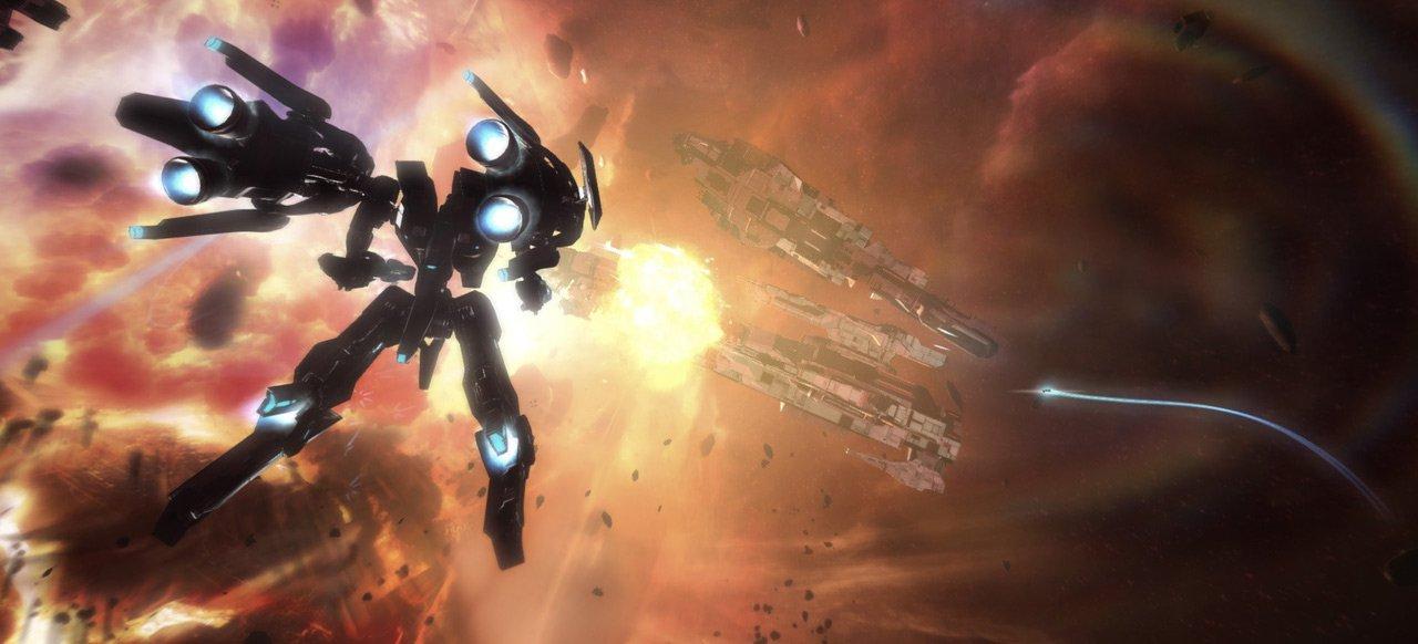 Strike Suit Zero (Action) von