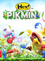 Alle Infos zu Hey! Pikmin (3DS,N3DS)