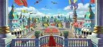 Ni No Kuni 2: Schicksal eines Königreichs: Gold-Status erreicht; Spielszenen mit Roland; Königreich-Modus im Trailer