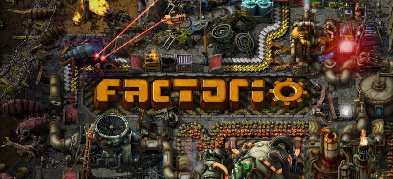 Factorio (Simulation) von Wube software