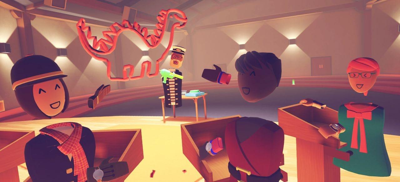 Rec Room (Geschicklichkeit) von Against Gravity