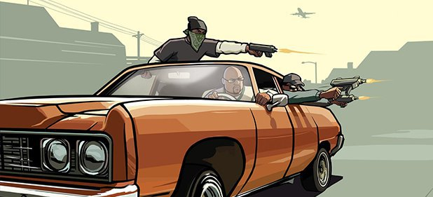 Grand Theft Auto: San Andreas (Action) von Take 2