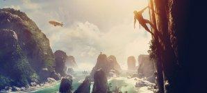 Exklusive Kletter-Akrobatik von Crytek