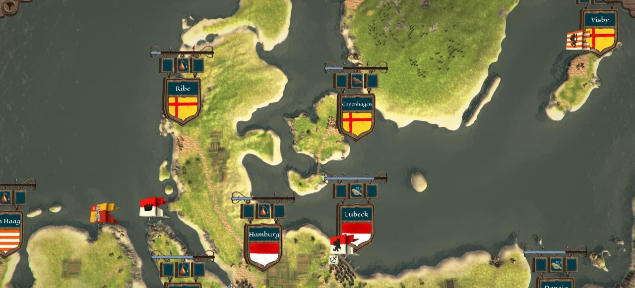 Hanse - Imperium der Kaufleute (Strategie) von Assemble Entertainment