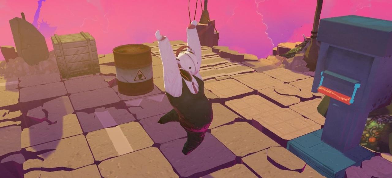 Felix the Reaper (Adventure) von Daedalic Entertainment