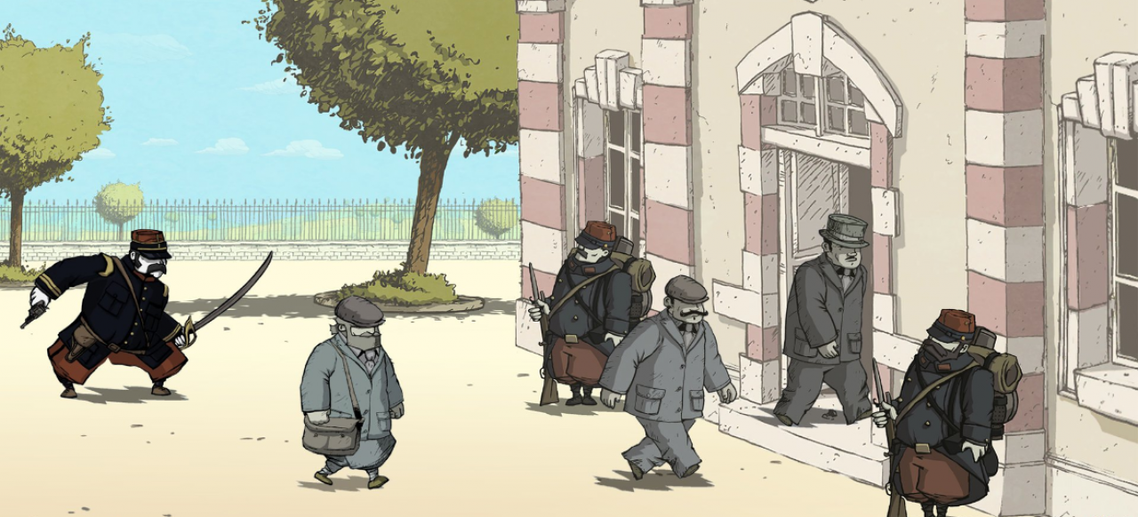 Valiant Hearts: The Great War (Adventure) von Ubisoft