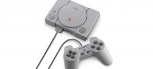 Mini-Version der ersten PlayStation mit 20 Spielen