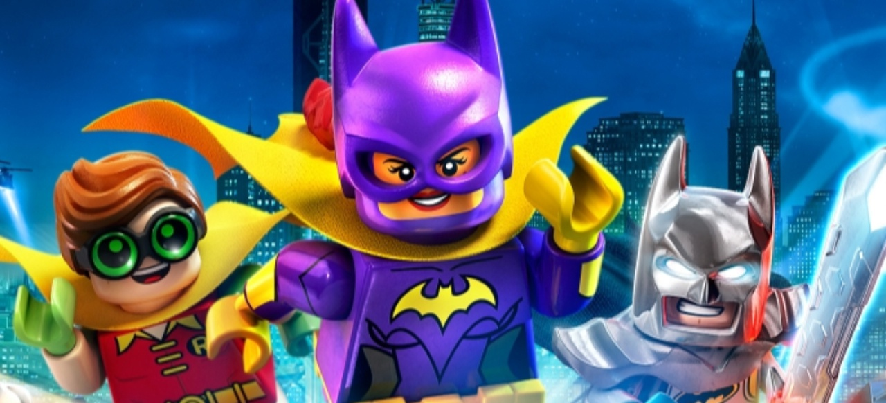 Lego Dimensions: The Lego Batman Movie (Action) von Warner Bros. Games